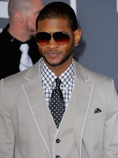 Celebrity Sunglasses - Usher