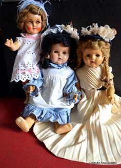 Vintage Doll 1940s / Memória de Maria Helena Berardi