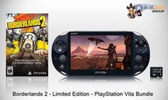 The #Playstation Vita framework brings the significance of #Playstation to your portable way of life. The mixed bag and style of weapons in #Borderlands 2 is stunning, and you'll see huge amounts of new and imaginative approaches to captivate adversaries on Pandora.