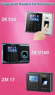Fingerprints biometrics time and attendance management devices. For details...http://goo.gl/jQ7Enc
