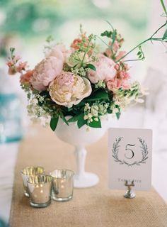 Vintage Style Floral Details | photography by http://www.claryphoto.com | floral design by http://www.petalsfarm.org/
