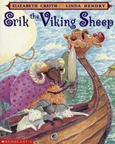 Erik the Viking Sheep: Elizabeth Creith: 9780590123808: Amazon.com: Books