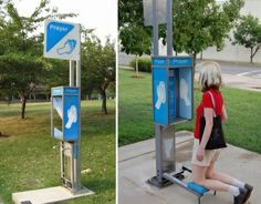 Kansas Town Installs Phone Prayer Booths, So Residents Can 'Call God Whenever They Need'