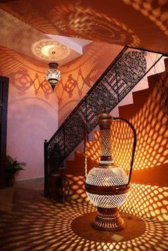 Moroccan influenced home decor - just love it ❤️