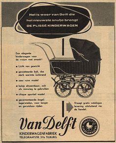 Pram -- Oldfashioned Ads : Kinderwagen-Nostalgie.Com