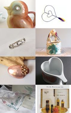 Love is in the Air at TeamVintageUSA by Karen on Etsy--Pinned with TreasuryPin.com