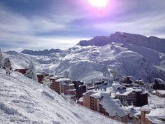 Avoriaz, France --- Resort height: 1800m --- Number of slopes: 283