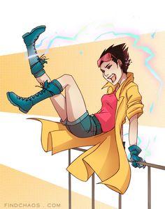 Jubilee - X-Men by FindChaos.deviantart.com on @deviantART