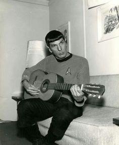 Mr. spock Nimoy Leonard