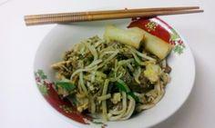 Dany Khmer noodle stir fry