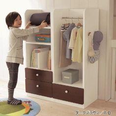 幼児向けの収納とランドセル置き場を作る!: ちっくと高知へ来てみいや〜