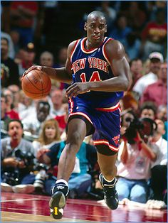 Anthony Mason, former Knicks power forward, succumbed to heart problems.  He was 48