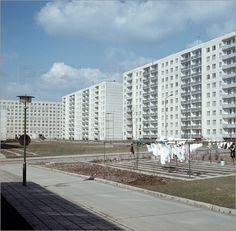 Halle, DDR 1970