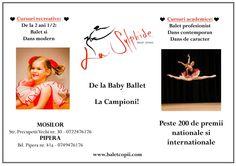 La Sylphide - balet şi performanţe