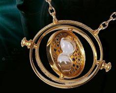 Harry Potter Rotating Time Turner Necklace Hermione Granger – Jake's Shop