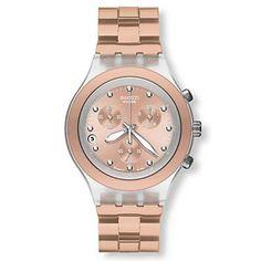 Me gustó este producto Swatch Reloj Mujer Dorado. ¡Lo quiero!