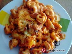 Cookbook Recipes, Cooking Recipes, Healthy Recipes, Pasta Noodles, Greek Recipes, Food For Thought, Nutella, Love Food, Macaroni And Cheese