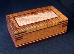 Custom Made Small Lift-Top Box