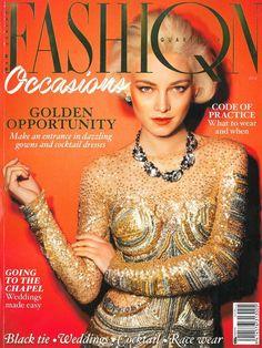 Ollie Henderson for Fashion Quarterly 2012