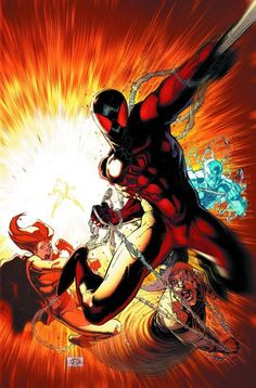 Scarlet Spider #9 Comic Book