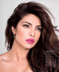Priyanka Chopra #photoshoot for 'New You' Magazine, November 2015 issue.