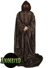 Lurching Grim Reaper-Party City Wow! What a cool Halloween decoration!! #halloween #partycity