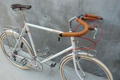 Cycles Toussaint Velo Routier 650B Commuter Bicycle 1