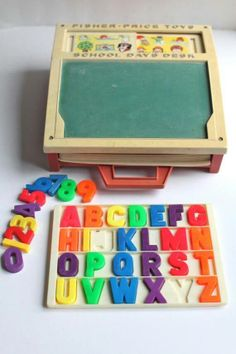 My grand parents had this and I loved playing with it!! Great memories of that Chicago house......