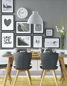 """Cuando visito las casas de mis clientes y amigos, veo que uno de los retos más grandes y comunes es: ¿qué hacer con las paredes vacías? Y definitivamente uno de los espacios donde esto sucedetodo el tiempo (al menos en mi experiencia) es el comedor. Como quenos cuesta saber qué poner después de la mesa y las sillas. Sin embargo, yo creo que el comedor es un espacio muy """"noble"""", pues nos permite conseguir los resultados más espectaculares y """"de revista"""" con el uso desimples accesorios. Por…"""
