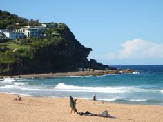 would love to live in Whale Beach, Sydney