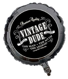 ORDERED! Creative Converting Vintage Dude 2-Sided Round Mylar Balloon Creative Converting http://www.amazon.com/dp/B00BEH8D84/ref=cm_sw_r_pi_dp_u1iTtb1GJW2SEPW4