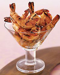 Grilled Citrus Shrimp - Grilled Shrimp from Food & Wine
