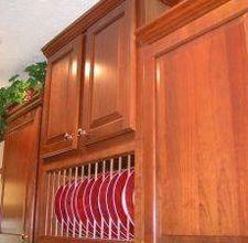 How to get fingerprints off kitchen cabinets