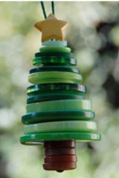 Easy Christmas ornament gift