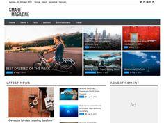 Smart Magazine — Free WordPress Themes