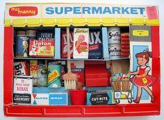 1959 My Merry Supermarket Complete