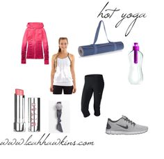 """""""hot yoga"""" by leahhawkins on Polyvore"""