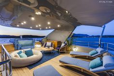 A Look At Some Of The Most Amazing Yacht Pools