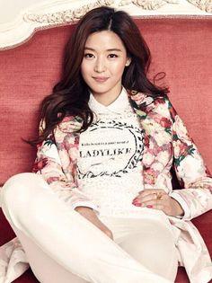 전지현 Jeon Ji Hyun   H Style F/W 2014