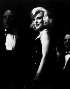 Marilyn at the Actor's Studio Benefit, Roseland Dance Hall, March Old Hollywood Stars, Vintage Hollywood, Classic Hollywood, Marylin Monroe, Actor Studio, New York, Norma Jeane, Dance Hall, Old Movies