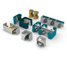 Individual desks | Desks-Workstations | DOCKLANDS | Dock-In Bay ... Check it on Architonic
