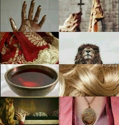 Cercei Lannister aesthetics by me