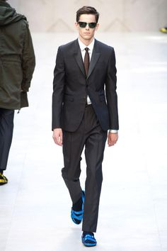 Burberry Prorsum Spring 2013 Menswear Collection