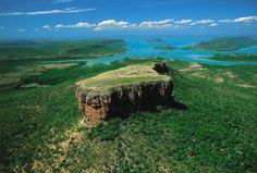 Mount Trafalgar, Prince Regent Nature, West Kimberley, Australia....The View From Here |  Bird's Eye View / Aerial Pictures