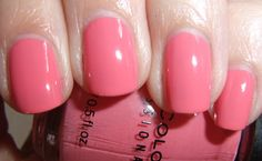 sinful colors- island coral.