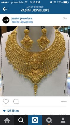 Mens Gold Jewelry, Gold Jewelry Simple, Gold Earrings Designs, Gold Jewellery Design, Bridal Jewellery Inspiration, Gold Accessories, Bengali Jewellery, Quartz Jewelry, Chocker
