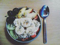 """That"" time of the year. ^^ #vegan #veganfood #veganfoodshare #veganfoodporn #foodporn #healthy #veganlifestyle #fruits #cereal #sweet #breakfast #vegancommunity #vegansofserbia #vegansofig #veganlife #plantbased #whatveganseat #veganfoodlovers"