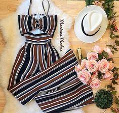 Teen Fashion Outfits, Dope Outfits, Cute Fashion, Chic Outfits, Trendy Outfits, Summer Outfits, Girl Outfits, Fashion Looks, Womens Fashion