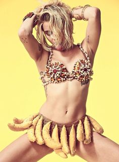 Miley Cyrus #Bangerz