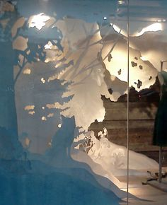 Anthropologie Holiday Display: Windows on RISD Portfolios